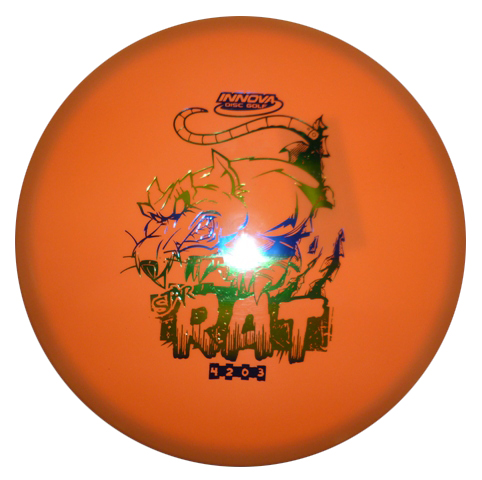 Rat Star Orange
